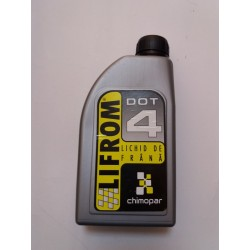 LICHID DE FRANA DOT4 230ML...